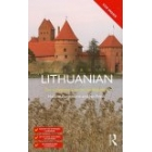 Colloquial lithuanian: the complete course for beginners (Pack)  (2nd edition)