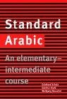 Standard Arabic. An elementary-intermediate course