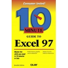 10 minure guide to excel 97