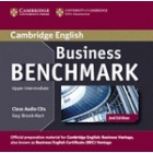 Business Benchmark Upper-Intermediate, CD BEC and BULATS Edition