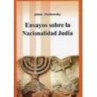 Ensayos sobre la nacionalidad judía
