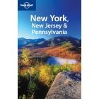 New York-New Jersey-Pennsylvania. Lonely Planet (inglés)