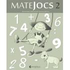 Matejocs, matemàtiques, 1 Educació Primària. Quadern 2
