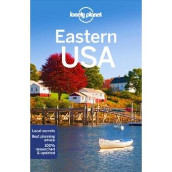 Eastern USA/Estados Unidos. Lonely Planet (inglés)