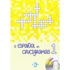 El Espanol En Crucigramas: Book 1 + DVD-Rom