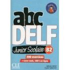 ABC Delf Junior Scolaire B2