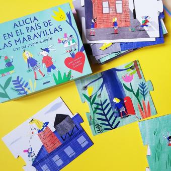 Alicia en el país de las maravillas Crea tus propias historias