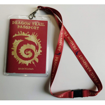Dragon Trail Passport Barcelona