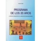 Programa de los 20 aros. La práctica psicomotriz en el