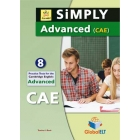 Simply Cambridge English: Advanced - 8 Practice Tests Self-Study Edition (Student's Book, Self Study Guide & MP3 Audio CD)