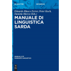 Manuale Di Linguistica Sarda (Manuals of Romance Linguistics)