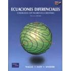 Ecuaciones diferenciales y problemas con valores en la frontera (libro + CD-ROM)