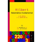 Hilbert. Matemático fundamental
