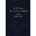 Historia de las guerras, libros VII-VIII: Guerra gótica