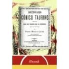 Diccionario Cómico Taurino. Para los diestros que lo necesitan (que son muchos)