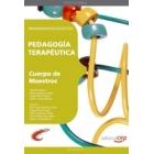 Cuerpo de maestros. Pedagogía terapeutica. Programación didáctica