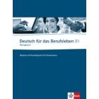 Deutsch für das Berufsleben B1. Übungsbuch