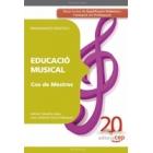 Cos de mestres. Educació Musical. Programació Didáctica
