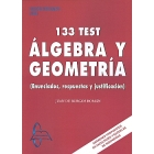 Algebra y geometría. 133 tests