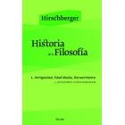 Historia de la Filosofía, I: Antigüedad, Edad Media, Renacimiento