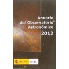 Anuario del Observatorio Astronómico 2012