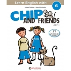 Chip and Friends 6 (7-8anys)