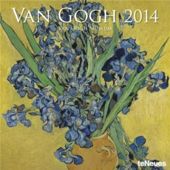 Van Gogh, Broschürenkalender 2014