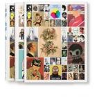 100 Illustrators  (Cast./Ital./Port.)