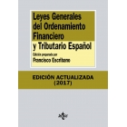 Leyes Generales del Ordenamiento Financiero y Tributario Español (12ª edición 2018)