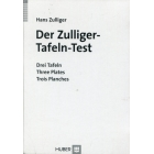 Láminas del test de Zulliger (Test Z) Der Zulliger Tafeln Test