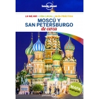 Moscú y San Petersburgo (De cerca) Lonely Planet