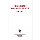 Els lloms transparents. Pròleg de Gabriel Ferrater