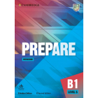 Prepare 2nd edition - Workbook with Audio Download - Level 5 B1