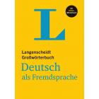 Langenscheidt Grosswörterbuch Dutsch als Fremdsprache (Mit Online-Wörterbuch)