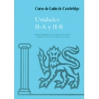 Curso de latín de Cambridge. Unidades II- A y II-B