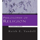 Philosophy of religion. A contemporary introduction