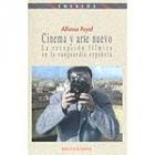 Cinema y arte nuevo. La recepción fílmica en la vanguardia española (1917-1937)