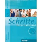 Schritte international 5 (B1/1) (Kursbuch + Arbeitsbuch + Arbeitsbuch-CD)
