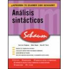 Análisis Sintácticos (Schaum Selectividad)