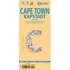 Plano Ciudad del Cabo/Cape Town 1:15.000