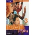 Real Reading 3 with answers. Nivel B2 Intermediate-Upper-Intermediate