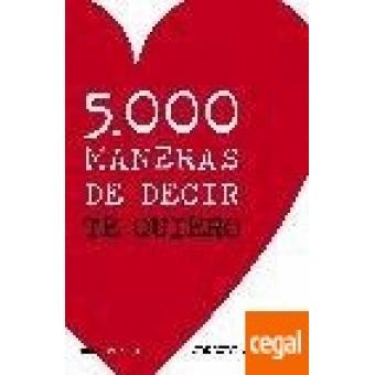 5000 Maneras de decir te quierop