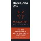 Macarfi 2019 -Guia de Restaurants de Barcelona-
