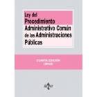 Ley del Procedimiento Administrativo Común de las Administraciones Públicas (2018)