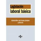 Legislación laboral básica (2019)