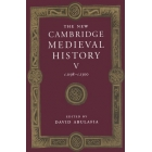The New Cambridge Medieval History, vol. V (c.1198-1300)