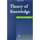 Theory of knowledge (Second edition)