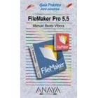 Filemaker Pro 5.5. Edición especial