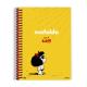 Agenda Mafalda 2020 (Anillada Roja)