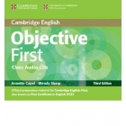 Objective First Certificate Class CDs (Third ed.)
